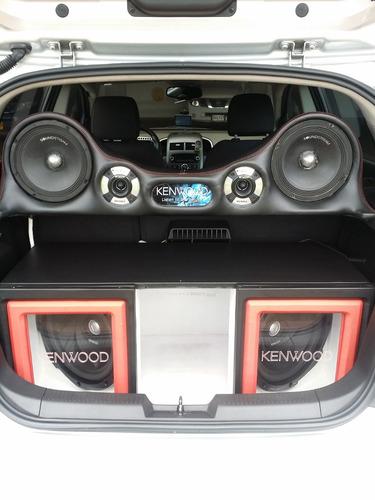sonido completo carro