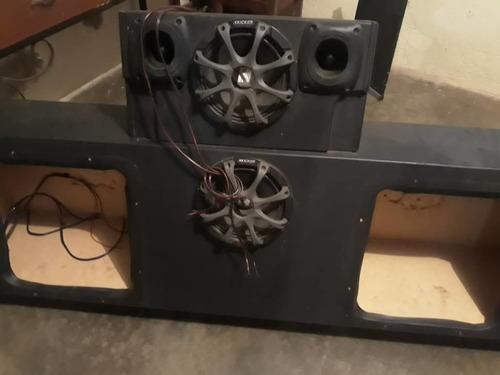 sonido completo o separado camioneta fx4