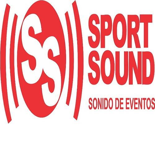 sonido de eventos - deportivos - corporativos - conferencias