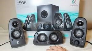 sonido digital en 3d 5.1 full 75w home t z506