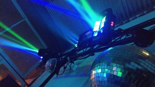 sonido e iluminación en cordoba
