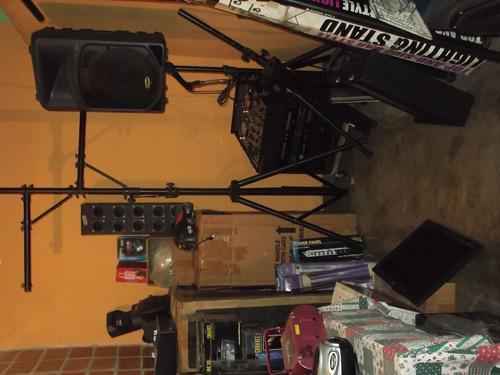 sonido e iluminacion profesional