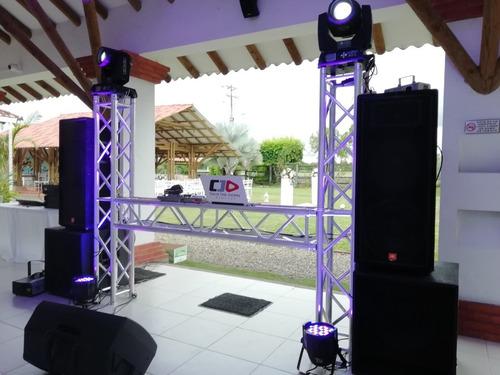sonido fiestas eventos