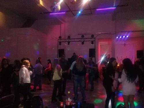 sonido & iluminacio con animación para fiestas y eventos.