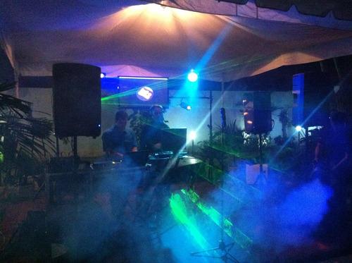 sonido iluminacion dj pisos led estructuras matrimonio 15año