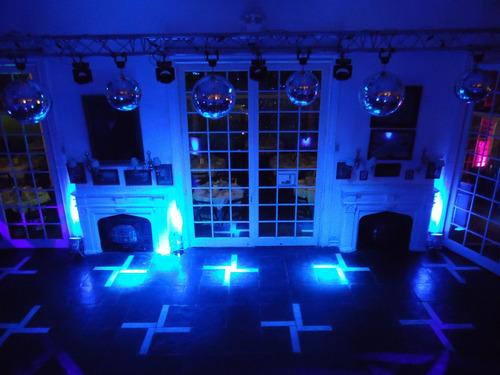 sonido, iluminación, eventos