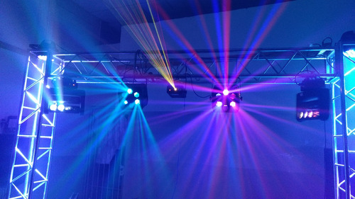 sonido iluminacion eventos