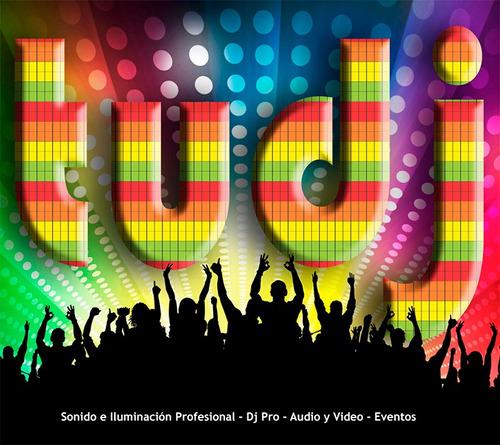sonido iluminacion eventos fiestas