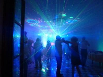 sonido, iluminación fiestas
