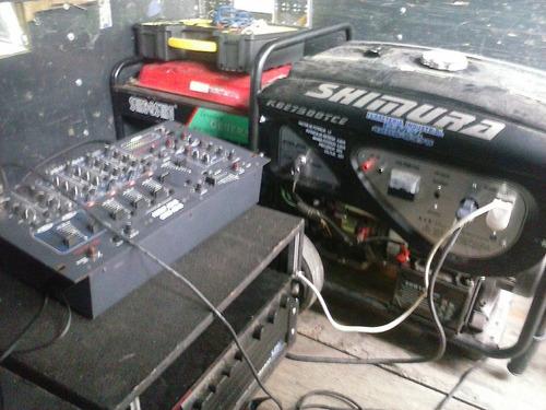 sonido iluminacion servicio