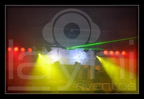 sonido iluminacion servicio eventos