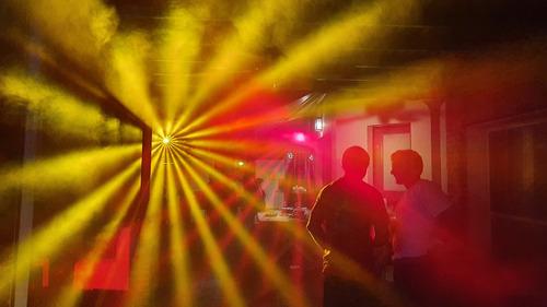 sonido iluminacion! servicio fiestas,