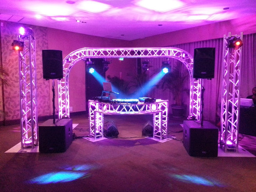 sonido luces, animación, dj, fiestas, eventos & mas