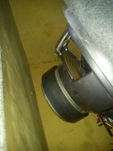 sonido para carro cajon 2 bajos 1500w