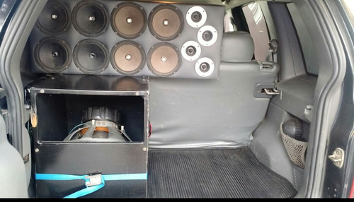 sonido para carro o camioneta medios plantas bajo