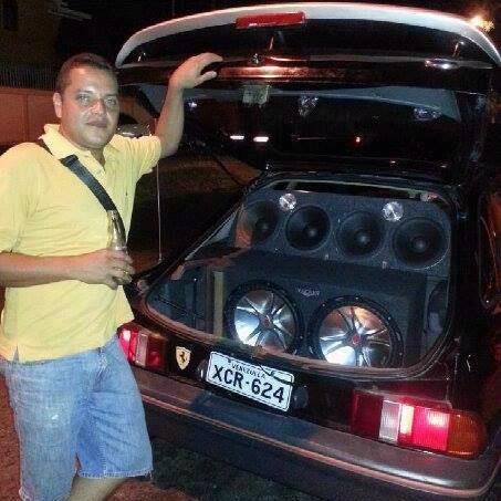 sonido para carros