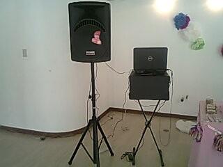 sonido para fiestas infantiles, babyshowers y mas...