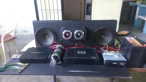 sonido para vehículo