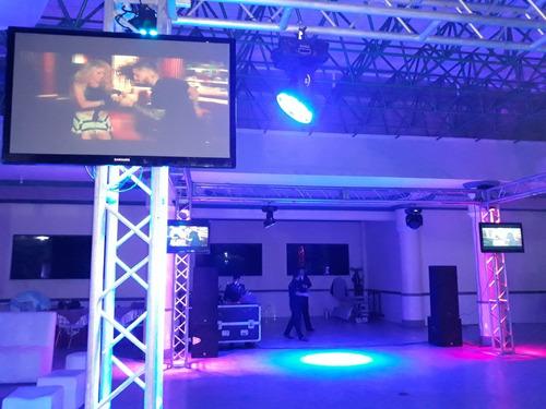sonido profesional iluminacion animacion shows eventos