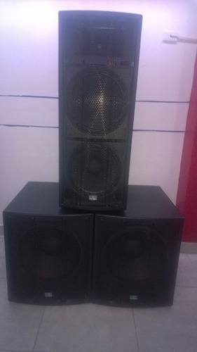sonido profesional miniteca danom