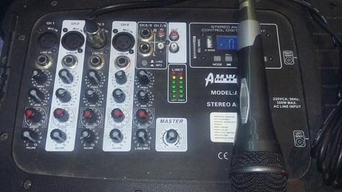 sonido profesional portable