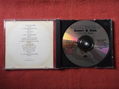 sonny & cher - i got you babe cd usa ed 1993 mdisk