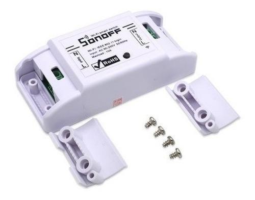 sonoff interruptor wifi - automação kit 3 unid  frete grátis