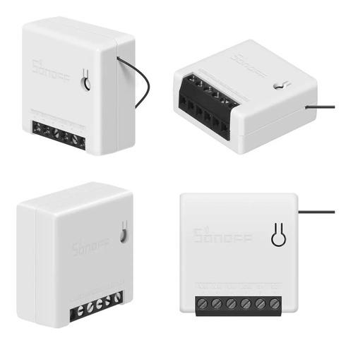 sonoff interruptor wifi mini con salida para llave externa