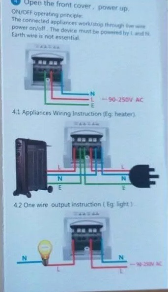 Sonoff® Pow R2 Ac90-250v 16a - Smart Home - Novo Modelo
