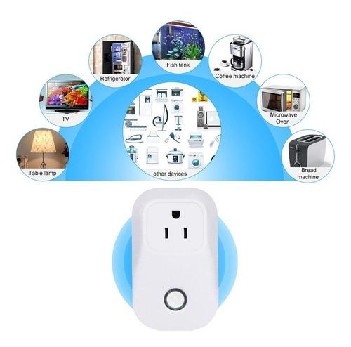 sonoff smart plug wifi enchufe app control remoto domotica