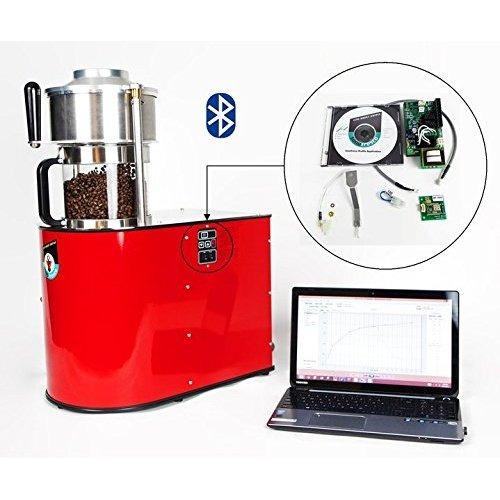 Sonofresco Perfil Tostador De Café, 1 Libra / Tostador De