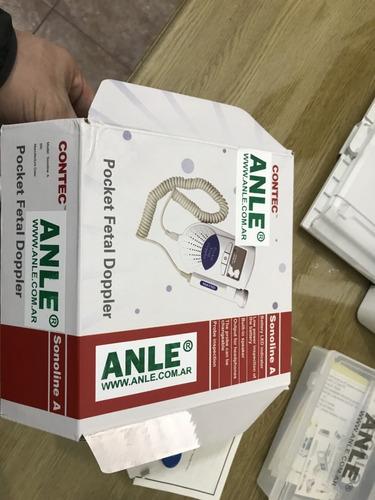 sonoline doppler fetal detector de latidos+termometro+regalo
