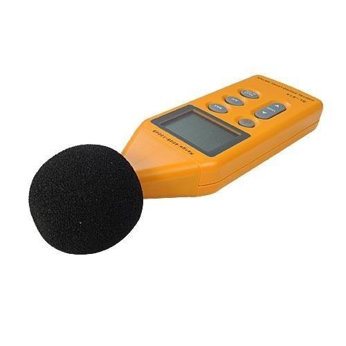 sonometro medidor de ruido 40-130db profesional con graficas
