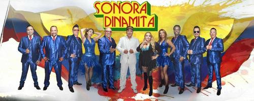 sonora dinamita bodas xv años bailes fiestas eventos y mas..