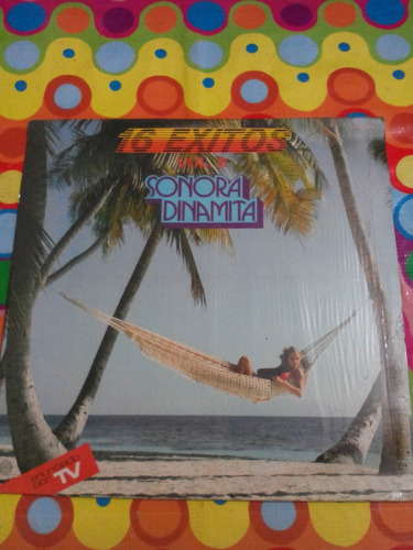 sonora dinamita lp 1985. 16 éxitos vol. 2 r