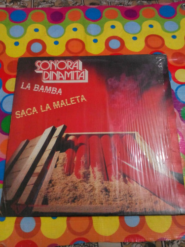 sonora dinamita lp 1987 la bamba