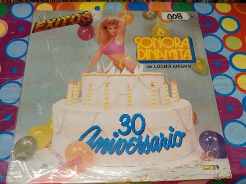 sonora dinamita lp 30 aniversario r