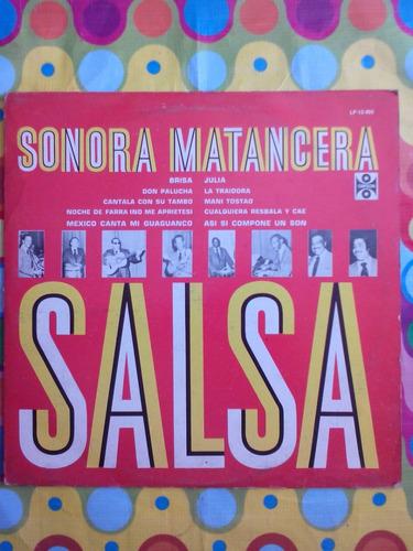 sonora matancera lp salsa 1975 vol. 1