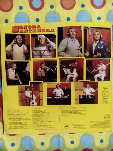 sonora santanera  lp santanera santanera  1990
