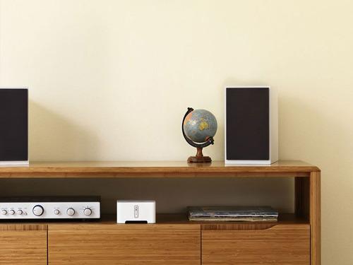 sonos connect - integra tu estéreo o cine en casa a sonos