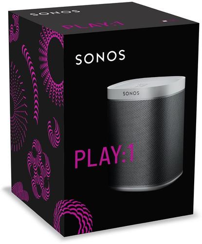 sonos play 1 bocina inalámbrica de alta fidelidad - maa