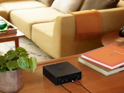 sonos port - integra tu estéreo o cine en casa a sonos
