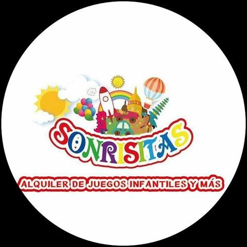 sonrisitas-alquiler de juegos infantiles