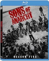 sons of anarchy hijos de la anarquía season 5 temp blu ray