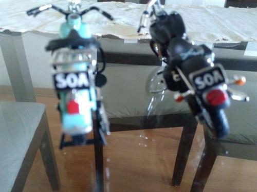 sons of anarchy motos de juguete