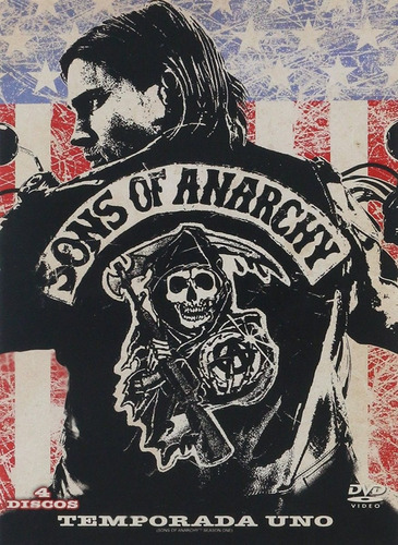 sons of anarchy paquete temporadas 1 2 3 dvd