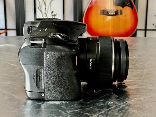 sony a65 con 18-55 y 50mm 1.8 flash yongnuo 560-ii con wirel