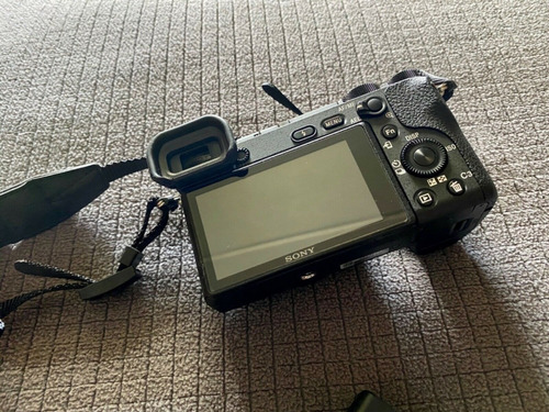 sony a6500 cámaradigital sin espejo cuerpo negroenvío gratis