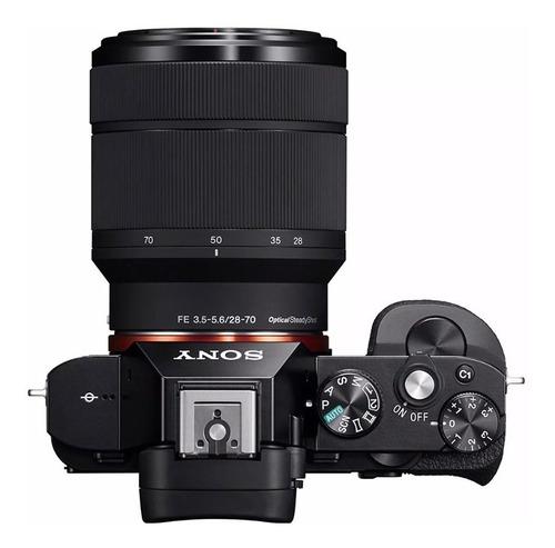 sony a7 full-frame digital camera con 28-70mm a pedido