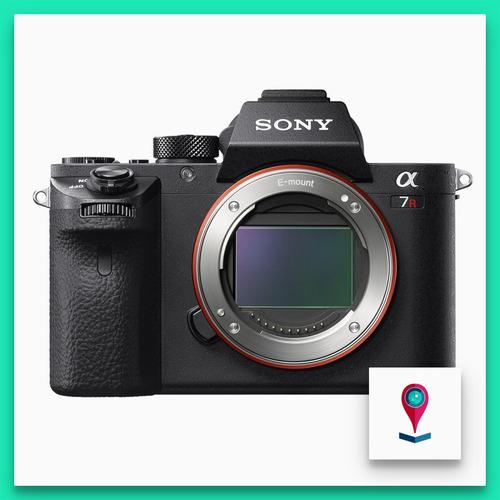 sony a7rii 7rm2 camara digital full frame mirroless 42.4 mp